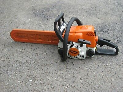 "stihl MS170 Petrol chainsaw with 13"" bar"