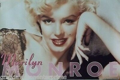 Marilyn Monroe 24x36 Lace Night Gown Close Up Poster 1999