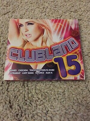 Clubland, Vol. 15 by Various Artists (CD, Jun-2009, 2 Discs, Universal...