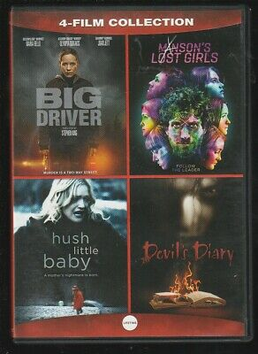 Big Driver Stephen King S Riding The Bullet New Dvd 2 Pack 10 96 Picclick
