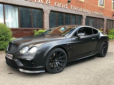 2005 Bentley Continental 6.0 GT 2dr Auto Coupe Petrol Automatic