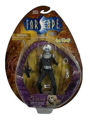 Farscape Chiana Figure Series 1 Toy Vault New In Box