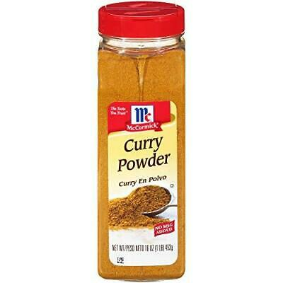 McCormick Curry Powder, 1 lb