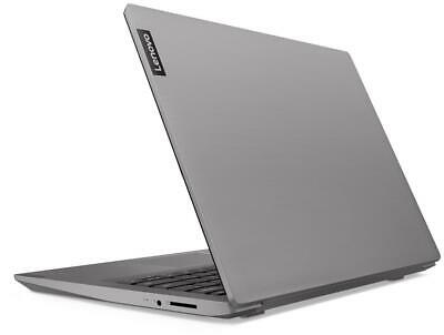 "Lenovo ideapad S145-14AST 14"" Laptop AMD A4-9125 4GB 128GB R3 W10, 81ST0025UK +"