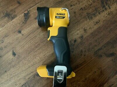 NEW DeWalt DCL040 Flashlight 20 volts Removed frok combo kits