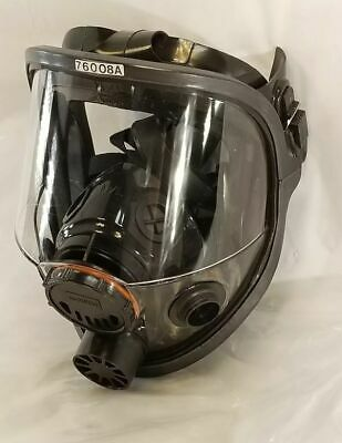 HONEYWELL NORTH 760008A North 7600 Series M/L Full Face Respirator