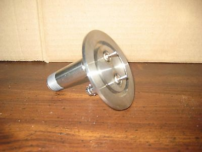 High vacuum research electrical feedthrough flange KF 50