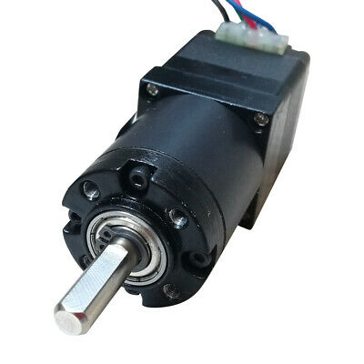 Planetary Gearbox Nema11 Stepper Motor L28mm 0.6A Geared Speed Reducer Kit