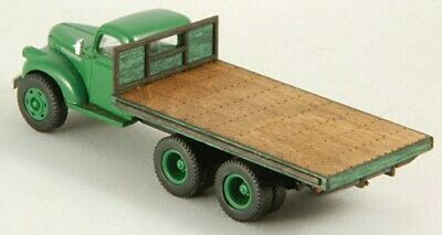 """KIT N SCALE FOR /""""classic metal works/"""" by gc laser # 02236 TRUCK BED FLAT"""