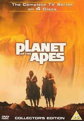 Planet of the Apes: The Complete TV Series (Box Set) [DVD]
