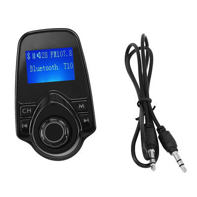 Bluetooth Wireless Car Set MP3 Player FM Transmitters Radio Adapter USB Chargers