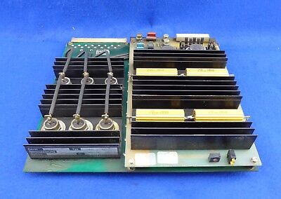 Infranor Smnb 2590 Power Supply Amplifier from Servo Module SMR A60