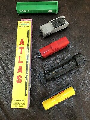 Shell Train Promotional Train Set ..plus..Vintage 1995