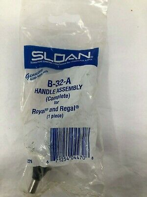 Sloan B-32-A Flush Valve Handle Assembly