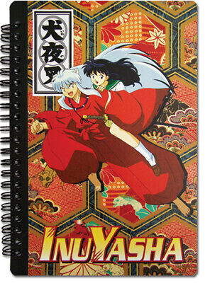 Inuyasha & Kagome Hardcover Journal Notebook Anime Licensed NEW