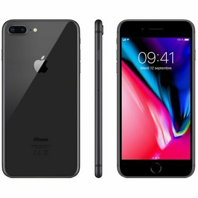 "Apple iPhone 8 Plus 5.5"" -64GB/256GB -Various Colours -Unlocked Grades AAA+++"