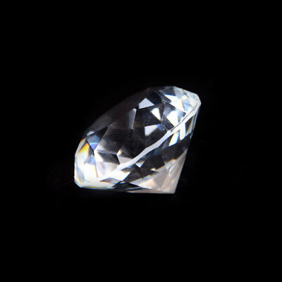 Glass Crystal Diamond Shape Facet Jewel Wedding Gift 3 DHYHB