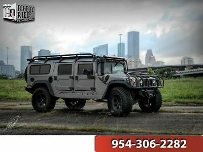 2002 HUMMER H1 Custom Duramax 2002 Hummer H1 Custom 6.6 Duramax Fully Built Turbo Diesel with Tons $ Invested