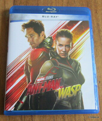 Blu-Ray / Ant-Man And The Wasp