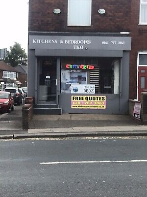 Small Kitchen shop  manchester can be run alone