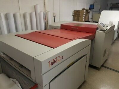 Screen PT-R4000 CtP Year: 2002 CtP with SA-L4000 Year: 2002