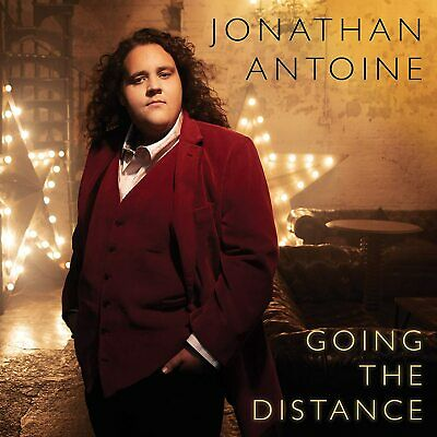 Jonathan Antoine - Going the Distance (CD/DVD) Released On 05/06/2020