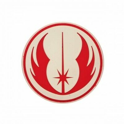 Order of The Jedi Star Wars movie PVC Patch with velcro