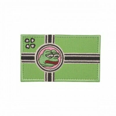 Pepe the Frog Flag embroidered Patch