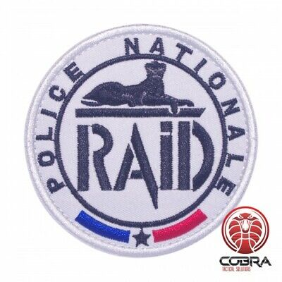 Police Nationale Raid French Anti terror unit embroidered Patch