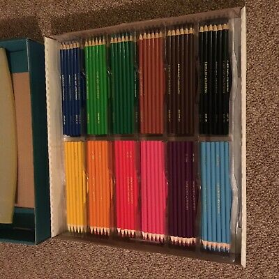 Lakeland Colouring Pencils Class Pack