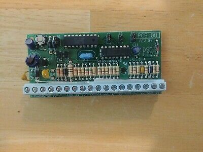 DSC PC5108 Hardwired 8 Zone Expansion Module Free Shipping!
