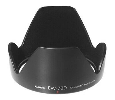 Canon Ew78d Ew78d Lens Hood Ew-78d Suits Efs18-200is
