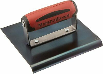 MARSHALLTOWN The Premier Line 162BD 6-Inch by 6-Inch Blue Steel Edger