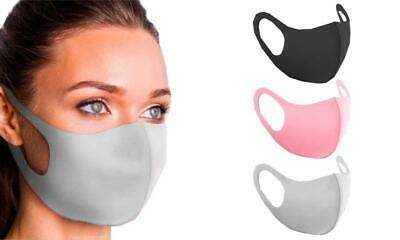 FACE MASKS Pack of 4 REUSABLE & WASHABLE