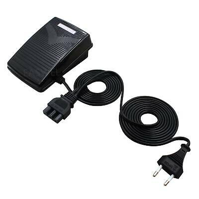 Sewing Machine Electronic Foot Control Pedal and Power Cord for Singer Machines