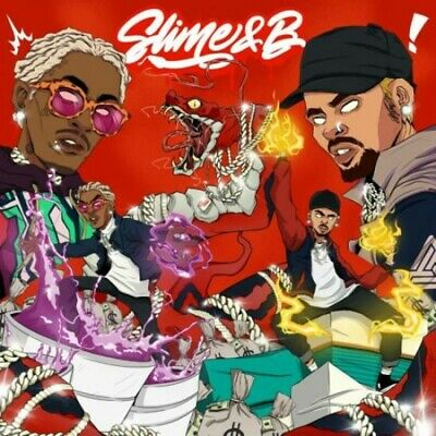 Chris Brown & Young Thug | Slime & B (CD Mixtape)