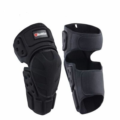 Motorcycle Knee Pads Adjustable Breathable Motorbike Riding Protective Guards