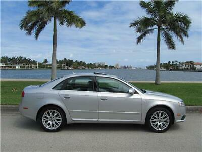 2008 Audi A4 S-LINE AWD 1OWN 45K MILES NON SMOKER A6 A3 2008 AUDI A4 QUATTRO AWD S-LINE TURBO 1OWN ONLY 45K MILE CARFAX 3 5 6 MUST SELL!
