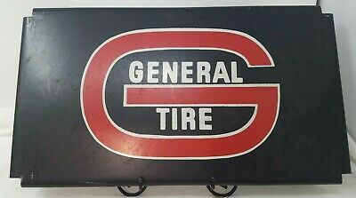 General Tire Stand Sign