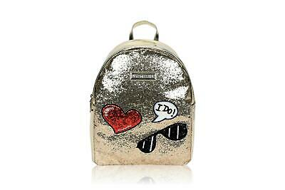 LOVE MOSCHINO JC4022PP17LC100A Zaino Donna Women/'s Backpack W0.MB93