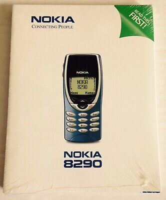 New Nokia 8290 User Manual Guide