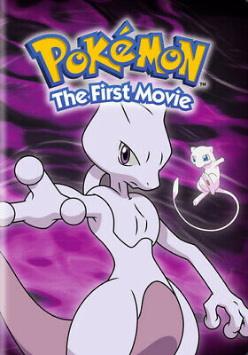 Warner Home Video D586711D Pokemon The Movie 1-Mewtwo Strikes Back (Dvd)