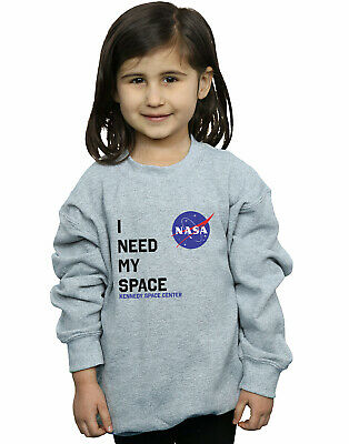 NASA Girls I Need My Space Sweatshirt