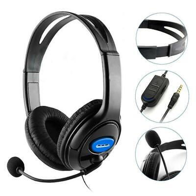 Cuffie Gaming per PC PS4 XBOX ONE Auricolare con Controllo Volume e Microfono