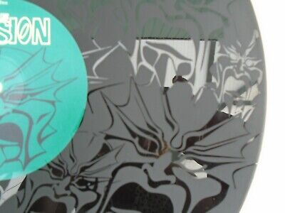 """The Mission-Shades Of Green-12""""SINGLE RECORD /MYTH1412/ TESTED-GOOD-ETCHED"""