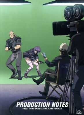 Ghost In The Shell s A C Production Notes