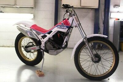 Honda Rtl250S Trials Bike Hrc 1987 In Very Good Condition