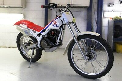 Honda Rtl250S Trials Bike Hrc 1989 In Superb Condition