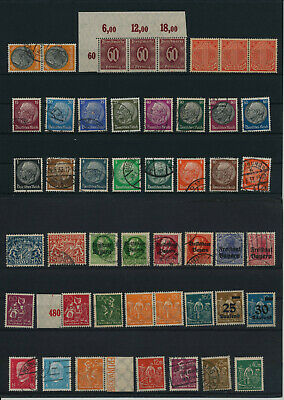 Germany, Deutsches Reich, Nazi, liquidation collection, stamps, Lot,used (RQ 26)