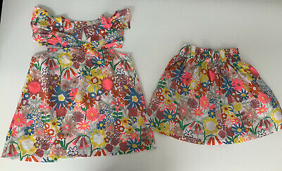 Stella McCartney Girls Outfit, Set, Skirt & Top Size Age 12 Years, VGC